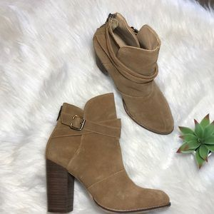 [Chinese Laundry] Leather booties